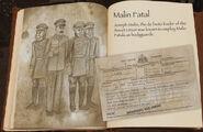 Malin Fatal Grimm Diaries