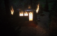 419-Trailer on fire