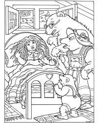 Boucles D Or Et Les Trois Ours Wiki Grimm Fandom