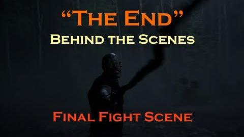 """Grimm - """"The End"""" - Behind the Scenes of Final Fight Scene"""