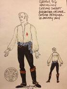 316-Maximilian costume concept