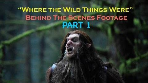 """Where the Wild Things Were"" Behind the Scenes Video (1 of 2)"