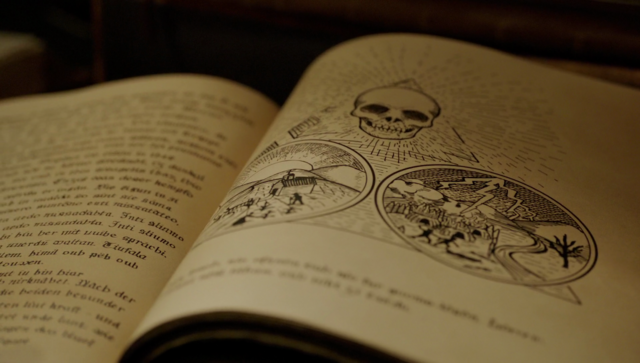 File:612-Altochdeutsch skull devil drawing.png