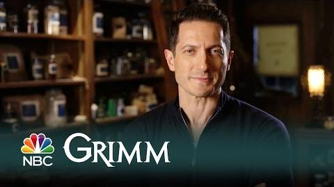 Grimm - Memorable Moments Sasha Roiz (Digital Exclusive)