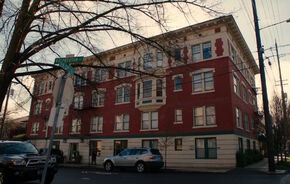 519-Wu's Apartment
