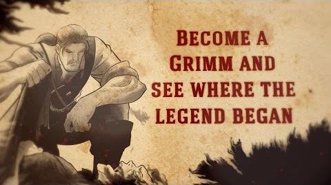 Grimm - Dark Legacy Game Trailer