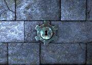 Gear keyhole ig