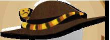Snake Oil Salesman Hat