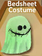 Bedsheet Costume