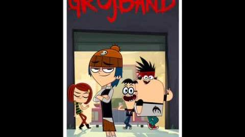 Grojband - Song 8 I Wish Away My Wishes From The Episode 4 (Original Version) (HQ)
