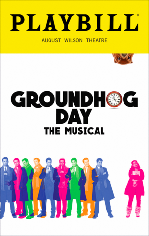 File:Groundhog Day Broadway playbill.png