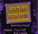 Goth To Have Better Friends
