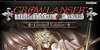 Growlanser V: Heritage of War