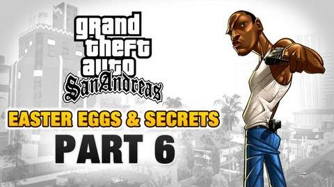 GTA San Andreas - Easter Eggs and Secrets - Part 6