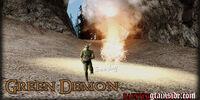 Cave Demon