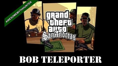 GTA San Andreas Myths & Legends -Back O' Beyond Teleporter HD-0