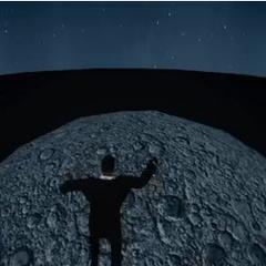 A Moon Mod in GTA IV.