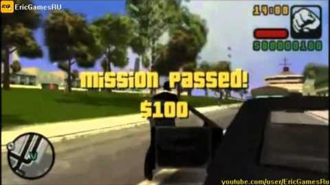 GTA- LCS-Mission-01 - Prologue & Slacker