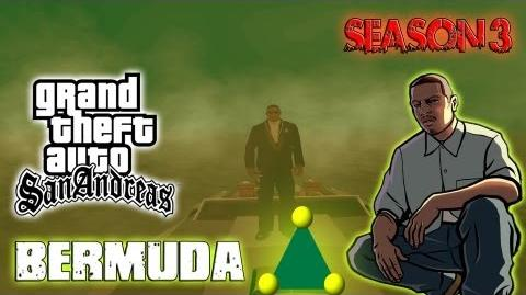 GTA San Andreas Myths & Legends - Bermuda Triangle