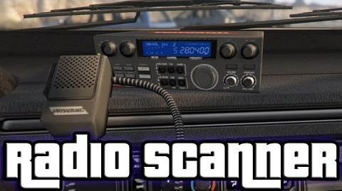 Trevor's Radio Scanner (CB radio)