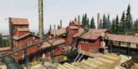Abandoned Sawmill (GTA V)