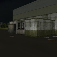 Exterior of the shack as seen in GTA: Vice City.