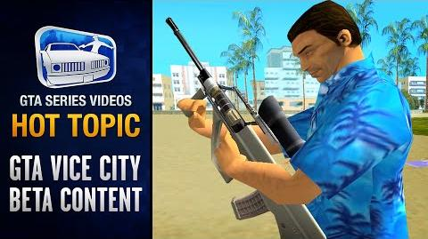 GTA Vice City Beta Version and Removed Content - Hot Topic 10