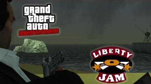 GTA LCS - Liberty Jam **The LOX & Black Rob - Chain Gang Freestyle**