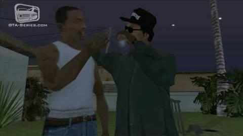 GTA San Andreas - Walkthrough - Mission 12 - Robbing Uncle Sam (HD)