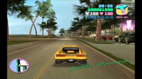 Grand Theft Auto Vice City Gameplay Playthrough w Turbid TG1 Part 10 - Stealing A Tank