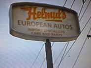 Helmut's sign