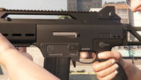 Special Carbine-GTAV-Markings