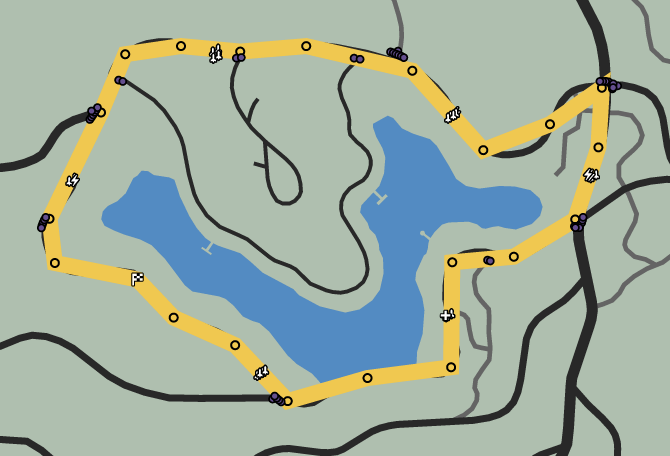 Loop The Lake GTAO Verified Map