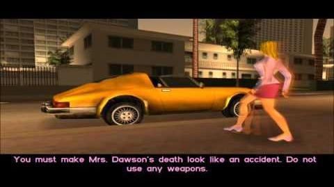"GTA Vice City Walkthrough HD - Mission 10 "" Waste The Wife """