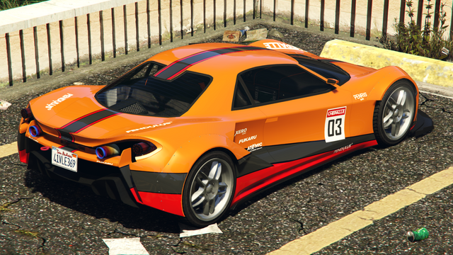 File:ItaliGTBCustom-ChepalleStripesLivery-GTAO-rear.png