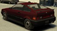 BlistaCompact-GTA4-modified-rear