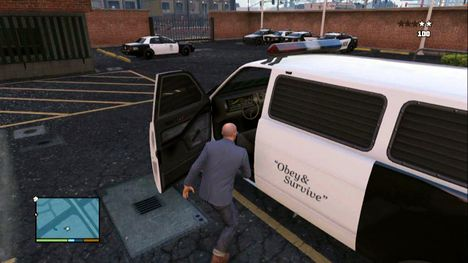 File:LSPD Davis station - GTA V.jpg
