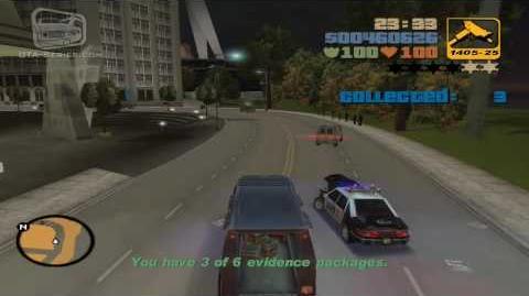 GTA 3 - Walkthrough - Mission 43 - Evidence Dash (HD)