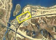 Yucca Motel GTAVe Map Location