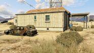 LestersSafehouse GTAV Wreck