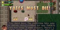 Yutes Must Die!
