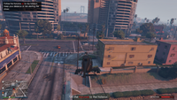 Vehicle Import Tail GTAO Start Vespucci