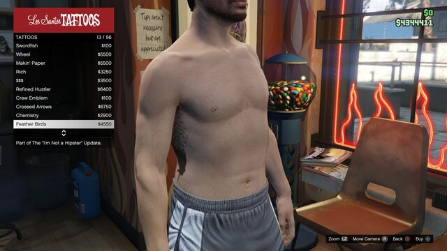 File:Tattoo GTAV Online Male Torso Feather Birds.jpg