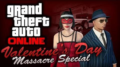 GTA Online - Valentine's Day Massacre Special All DLC Contents