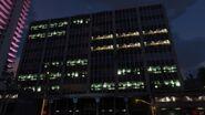 Eclipse Medical Tower Night - GTA V