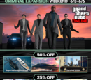Criminal Expansion Weekend