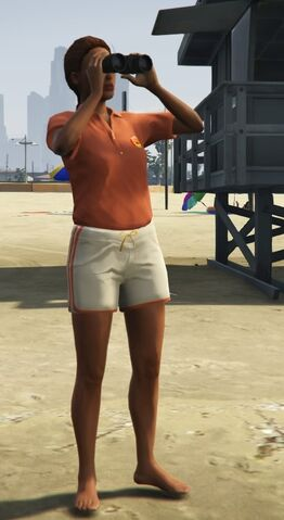 File:Lifeguard GTAVe Outfit Orange tee White shorts.jpg