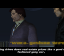 Waka-Gashira Wipeout!