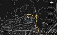 Vehicle Export Specialist GTAO Lake Vinewood Estates Map