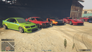 Vehicle Import Race Bet GTAO FnF Chasers